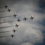 Red Arrows 2011 #2