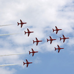 Red Arrows 2011 #3