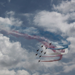 Red Arrows 2011 #4